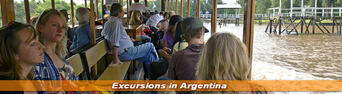Excursions in Argentina