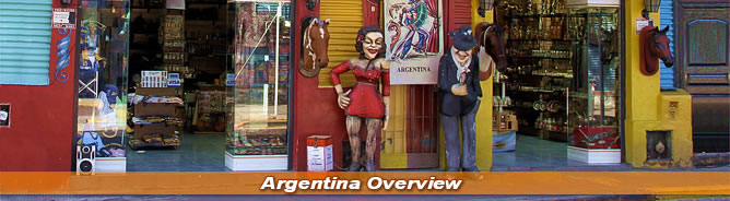 Argentina Overview