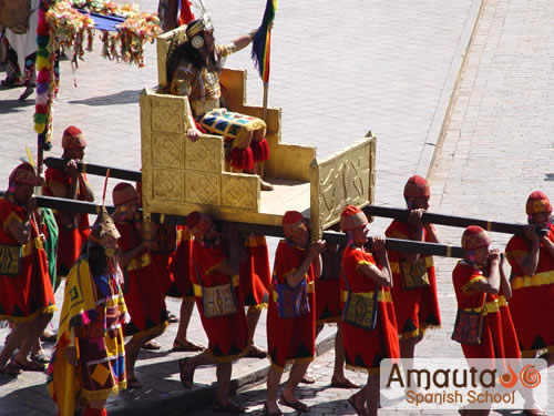 the origin and history of the inca Cuzco (also cusco or qosqo) was the religious and administrative capital of the inca empire which flourished in ancient peru between c 1400 and 1534.