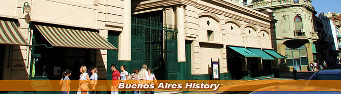 Buenos Aires History