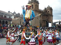 Cusco overview, festivals