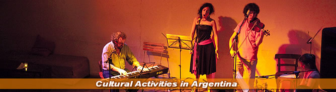 Cultural Activities in Argentina