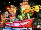 Handmade carnivals of Lincoln