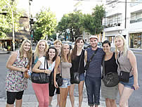 Our Students in Argentina