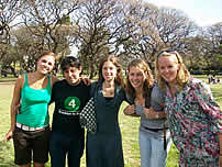 Our Students in Buenos Aires