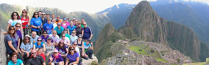 Machu Picchu with your Spanish Teacher (Peru) - Amauta ...