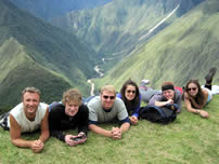 Spanish and Excursions in Peru