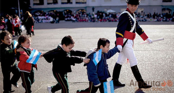 General San Martin Day - a special day in Argentina