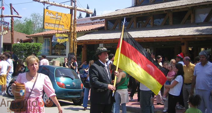 Argentinean's version of Germany´s Oktoberfest