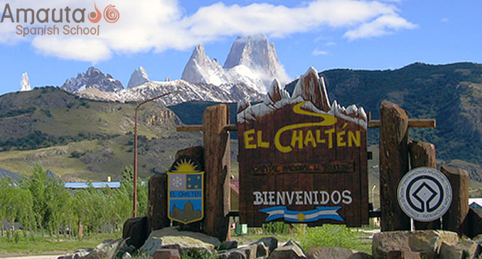 Chalten in Patagonia, hiker's paradise