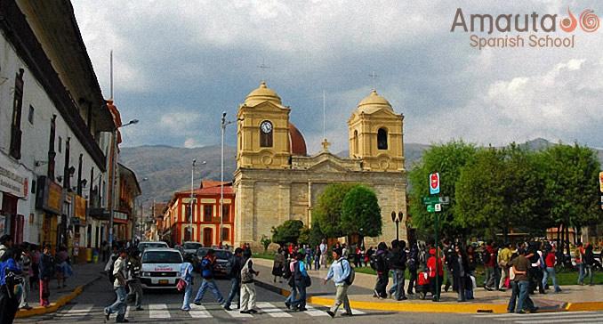 Huancayo City, capital of the province of Huancayo | Amauta