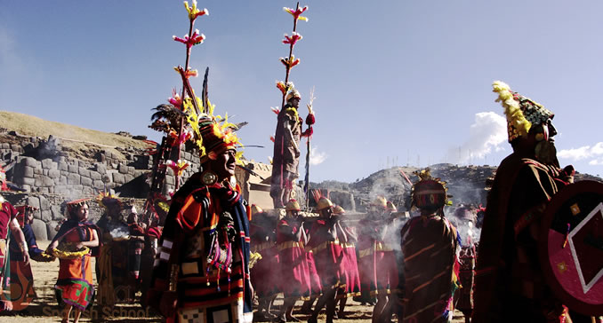 Saqsaywaman Celebration