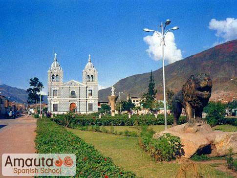 Huanuco City located in the center of Peru | Amauta