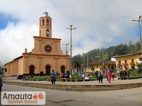 Cajamarca in the northern Andes in Peru | Amauta