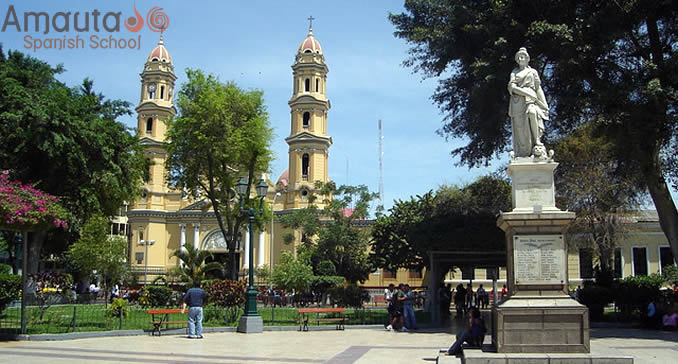 Piura located in the northwest of Peru - pictures | Amauta