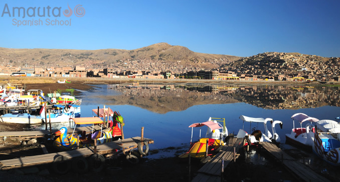 Port Area of Puno
