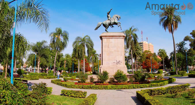 Resistencia, a city full of monuments