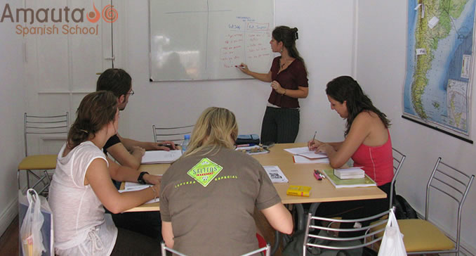 The Spanish program include, Argentinean cultural courses