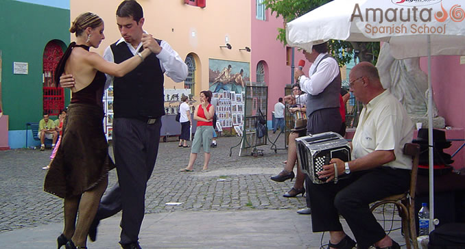 The tango was declared a part of the world's cultural heritage