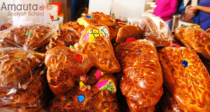T´anta Wawa or Baby Bread; a  Andean tradition