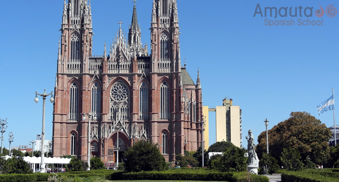 The Cathedral of La Plata