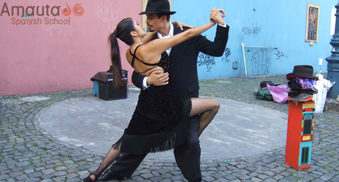There are many different styles of tango.