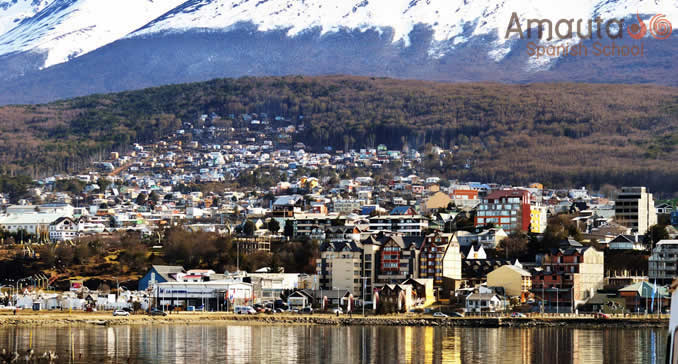 Ushuaia, one of Argentina's top destinations