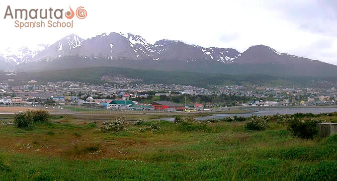 Ushuaia, the southernmost city on earth