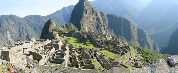Tourist Attractions of Peru