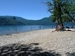 Beach of San Martin de los Andes
