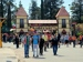 Beer Garden where the National Beer festival takes place