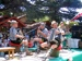 Music and dance performances during the Oktoberfest in Villa General Belgrano