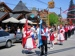 Nice outfits during the parade of the Oktoberfest