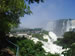 Spectacular panoramic views of the Iguazu Falls.