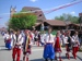 Traditional costumes at the national beer festival