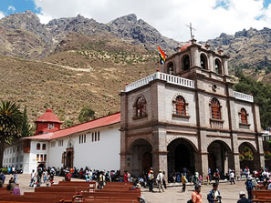 Lord of Huanca, Cusco