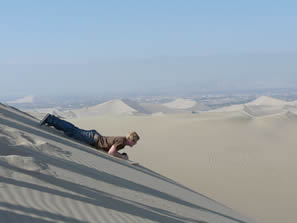 Huacachina Pictures, Ica