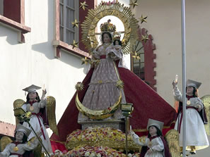 Festival of The Virgin of Candelaria, Puno