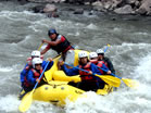 Spanish and River Rafting