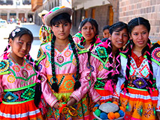 Typical Peruvian Clothes