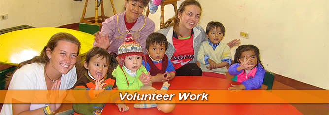 Volunteer work
