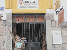 Why Amauta, Our students in Peru