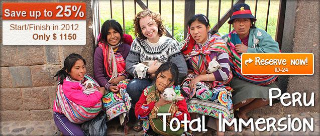Peru Total Inmersion