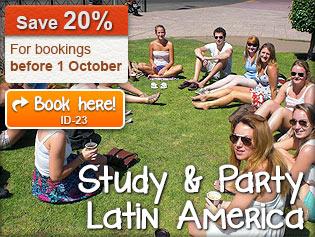 Study & Party Latin America