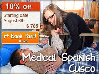Medical Spanish Cusco