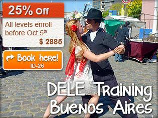 DELE Training Buenos Aires