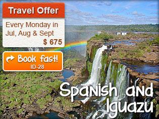 Spanish and Iguazu