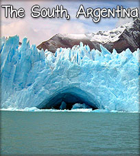 The South Argentina