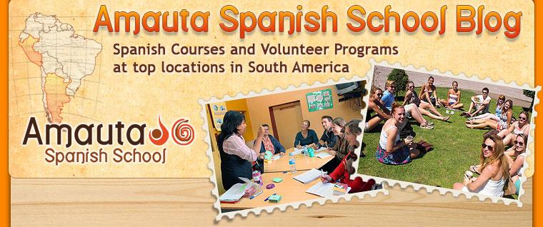 Amauta Spanish School Blog